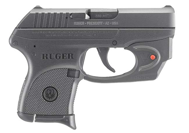 RUGER lcp 3752 with viridian laser 03752