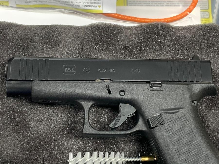GLOCK 48 G48 GEN 5 19 ROUND