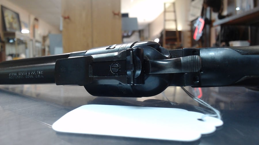 RUGER NEW MODEL SINGLE SIX CONVERTIBLE