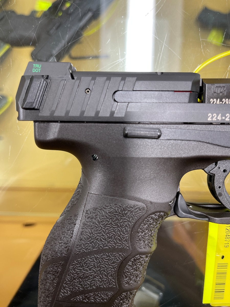 HECKLER & KOCH HK VP9