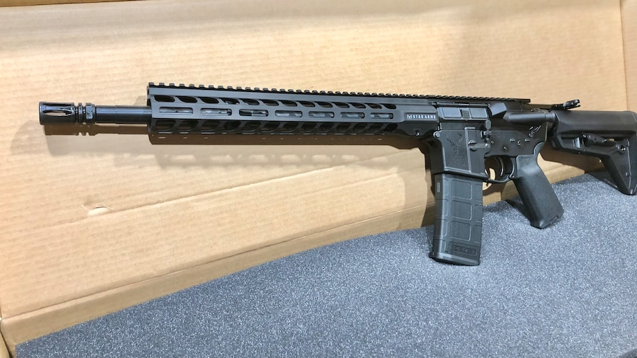STAG ARMS Stag 15 Tactical LH QPQ