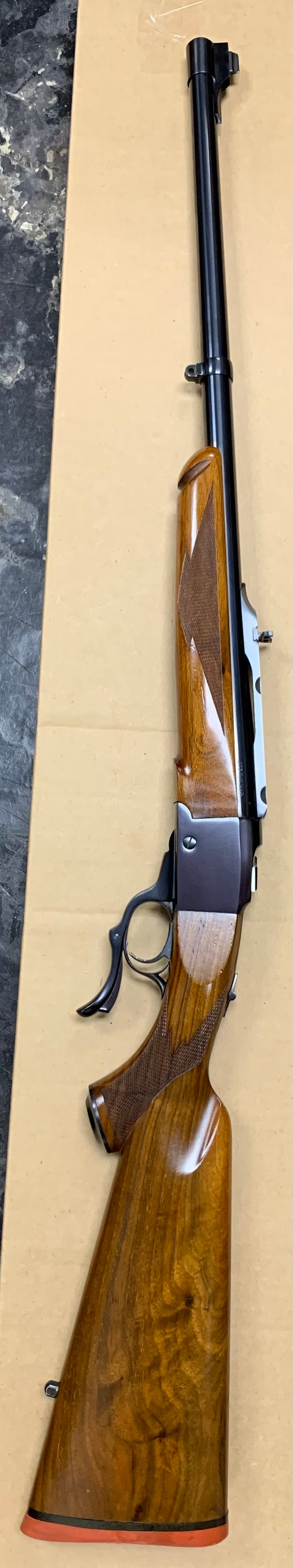RUGER NO. 1 TROPICAL RIFLE
