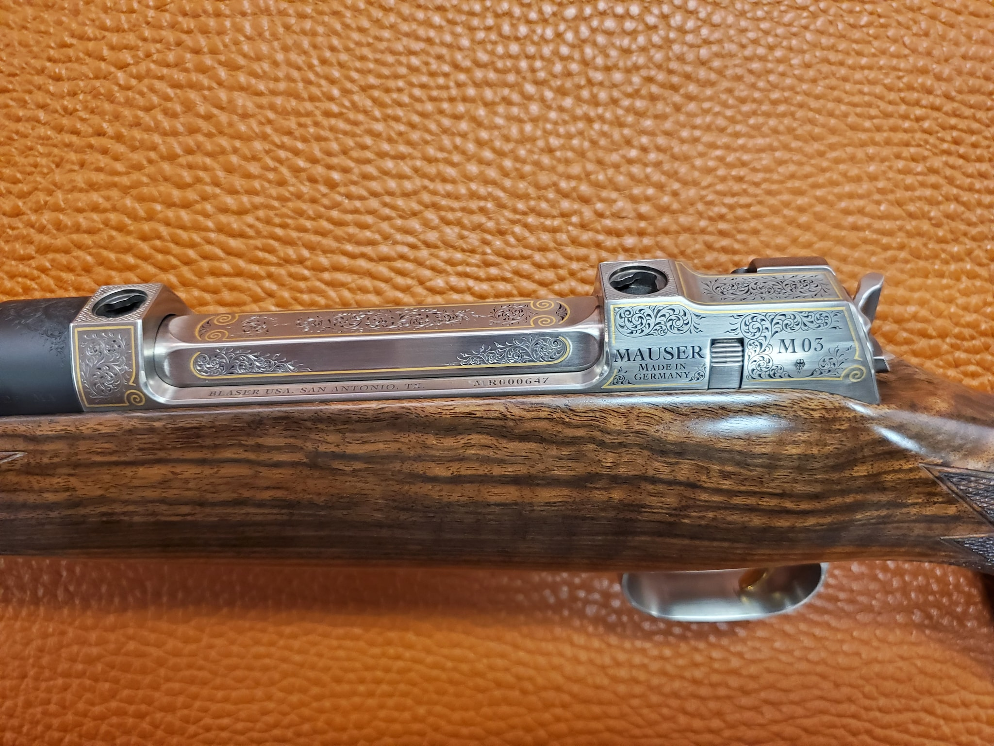MAUSER 1 of 4 Mauser M03 African Dangerous Game