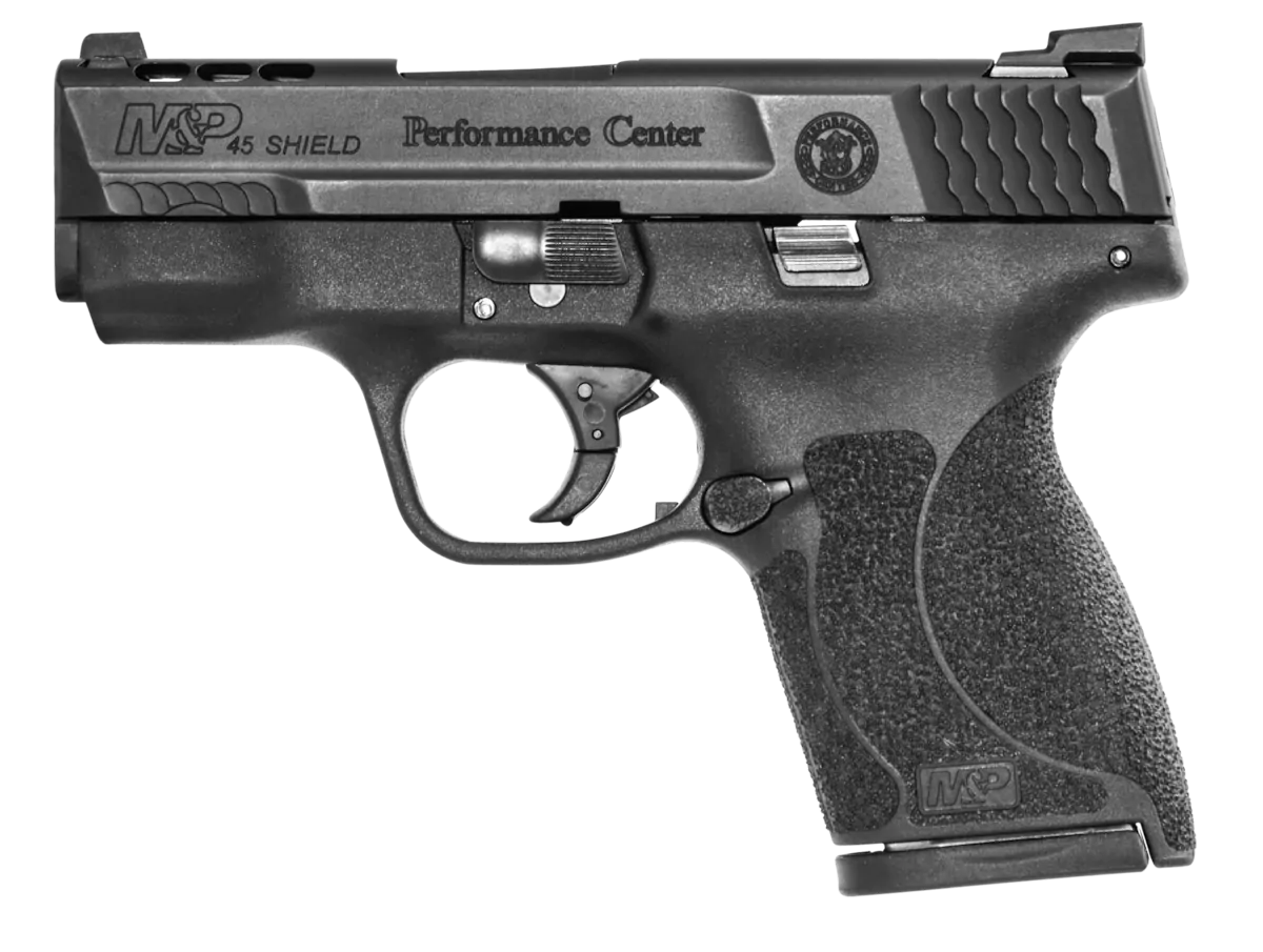 SMITH & WESSON M&P45 SHIELD PORTED PC - 11727