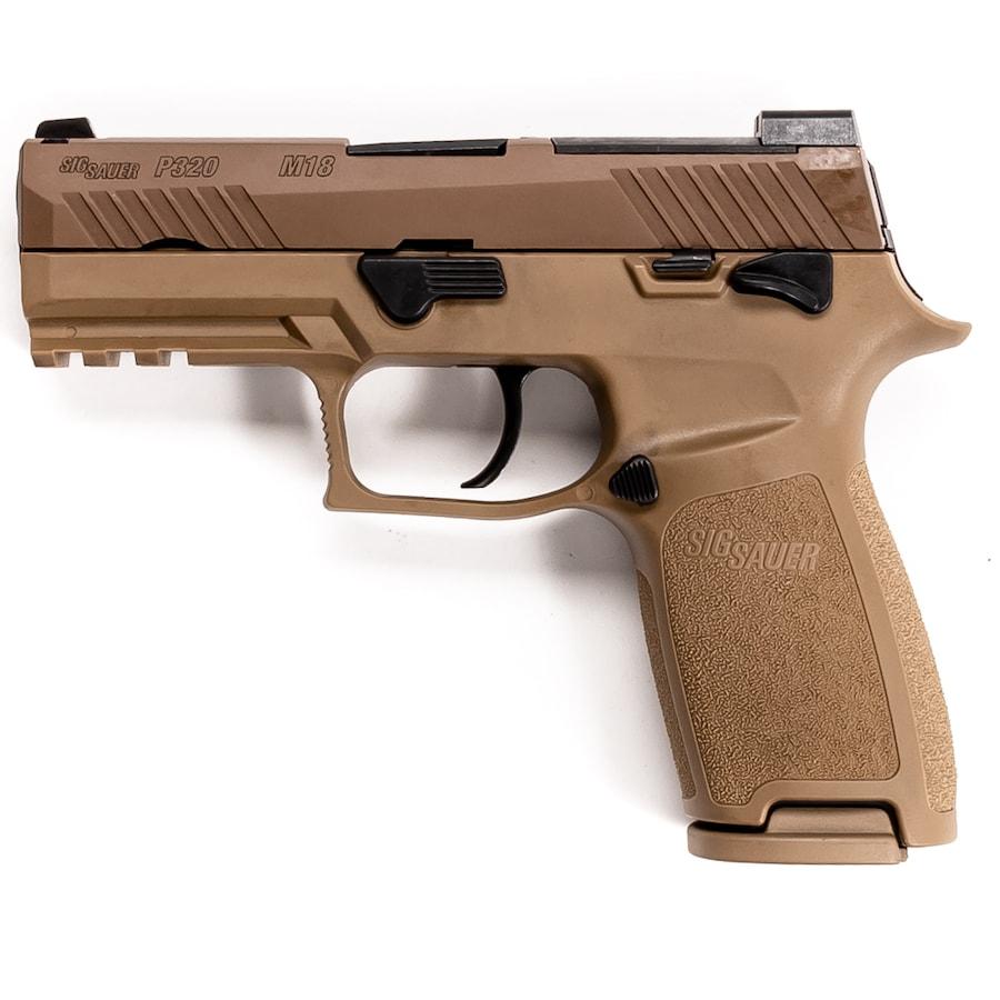 SIG SAUER M18/P320