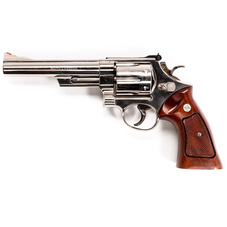 SMITH & WESSON MODEL 57 6""