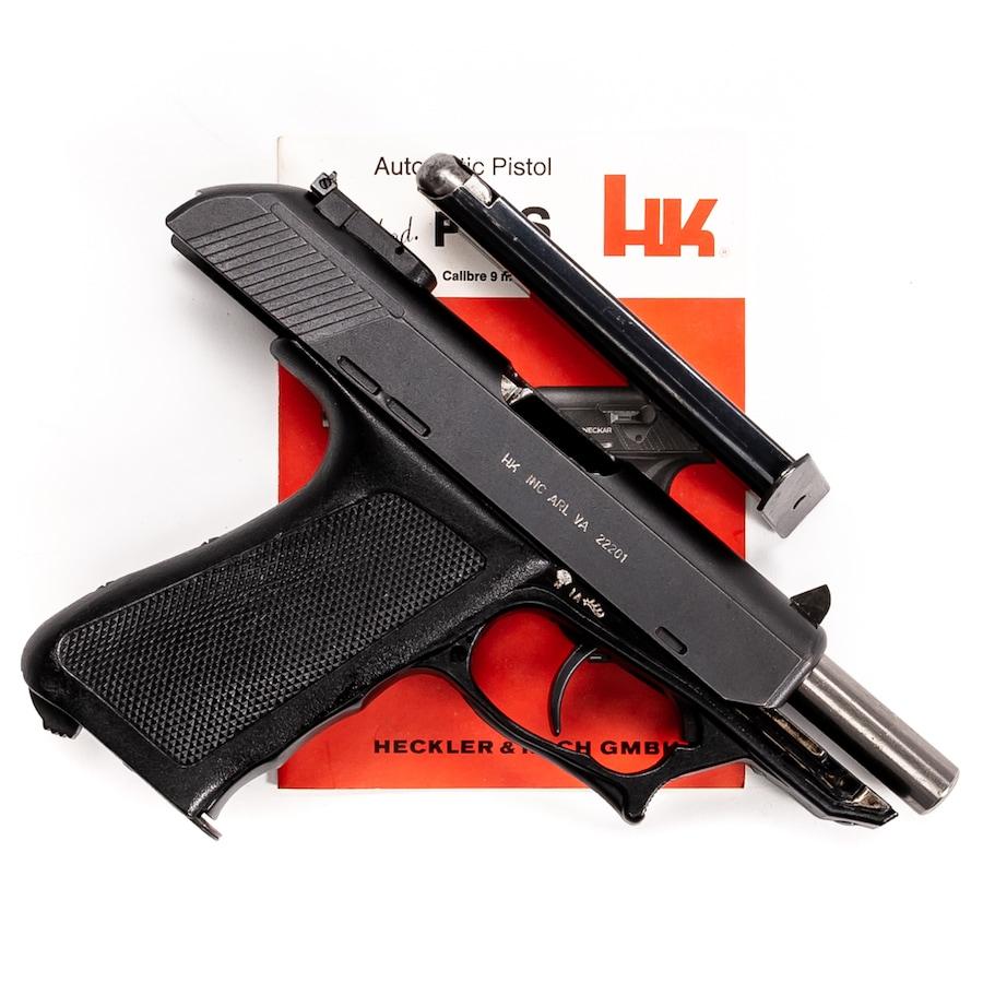 H&K P9S
