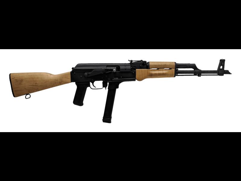 ROMARM WASR-M 9mm AK47, Glock Mags - Vityaz
