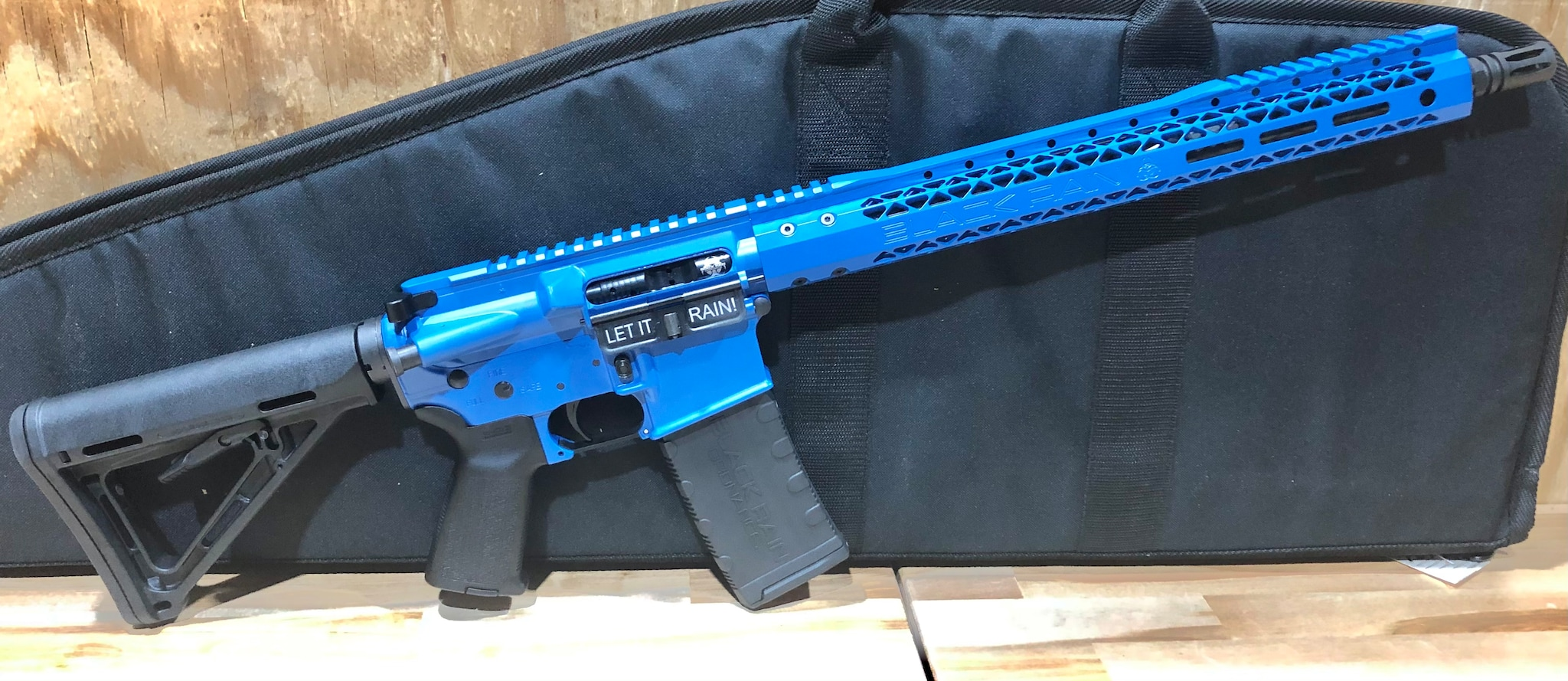 BLACK RAIN ORDNANCE Spec 15 Patriotic Blue