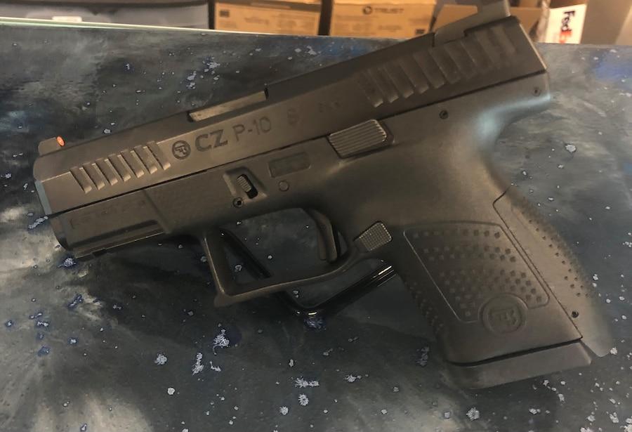 CZ-USA CZ P10S