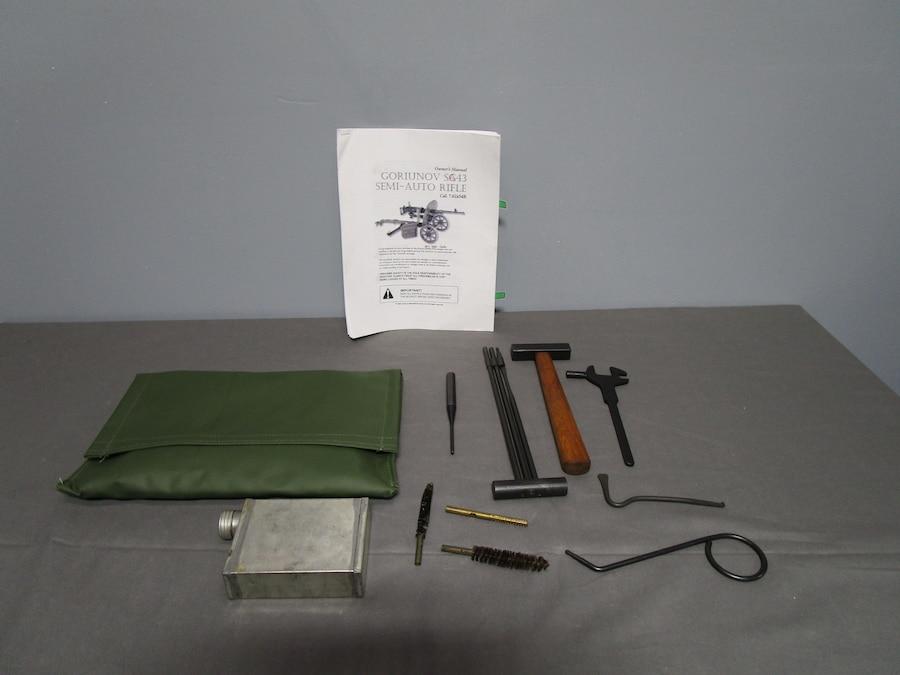 Wiselite Arms SA43 Goriunov