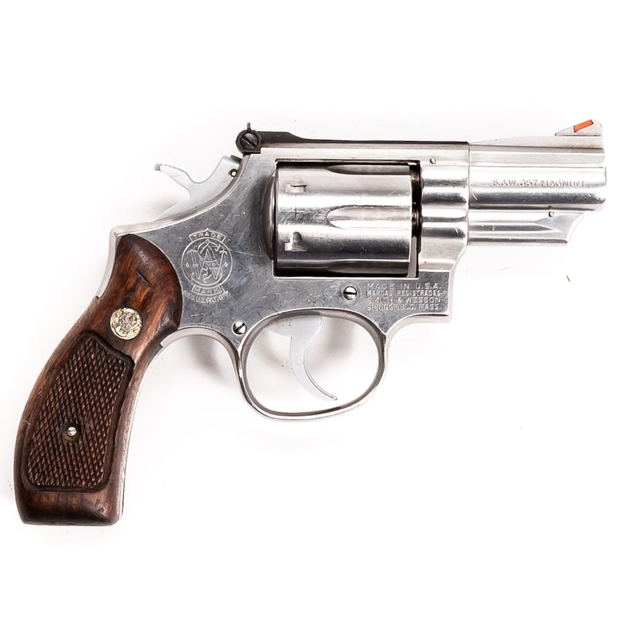 SMITH & WESSON MODEL 66-1 COMBAT MAGNUM