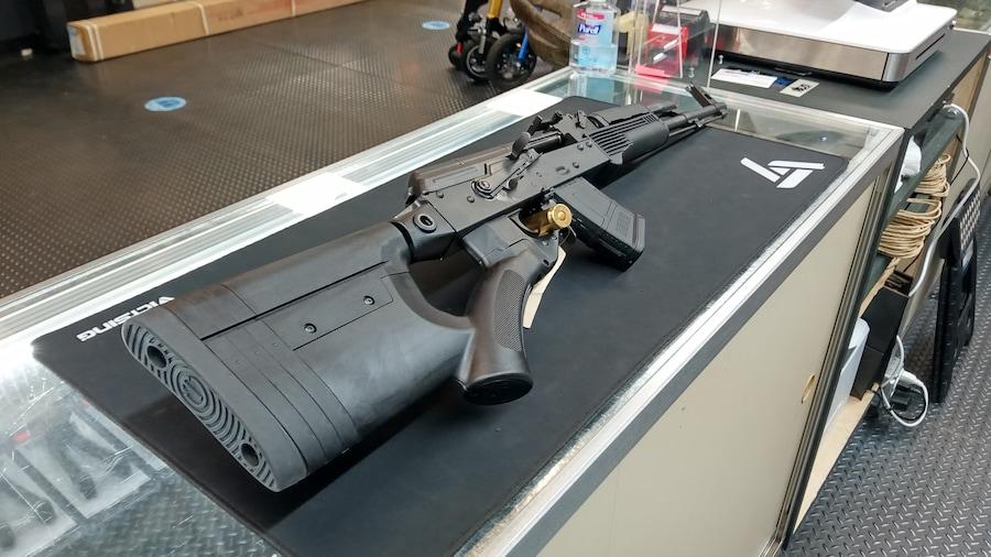 RILEY DEFENSE AK-47 Featureless NYS COMPLIANT