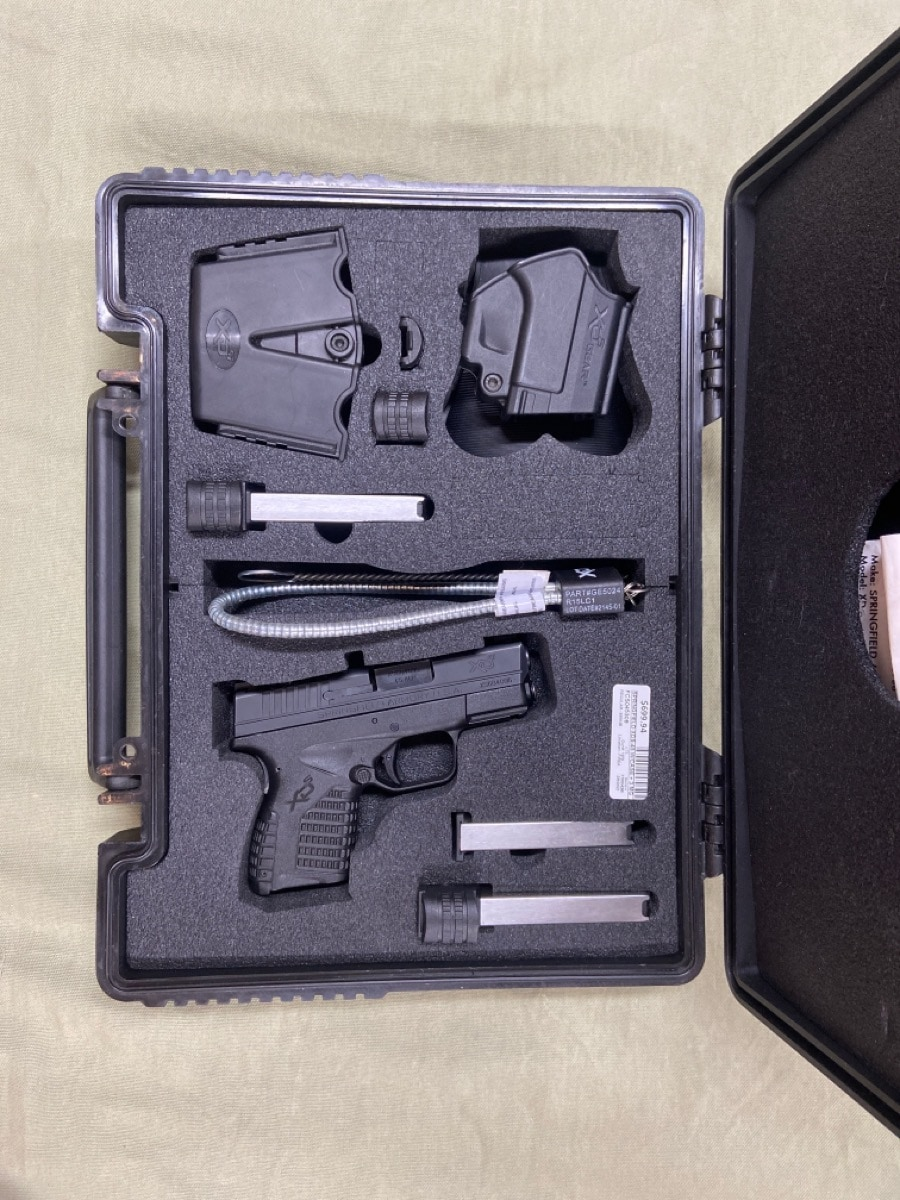 SPRINGFIELD ARMORY XDS-45