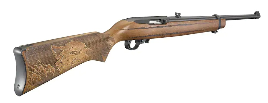 RUGER 10/22 WOLF TALO - 31135