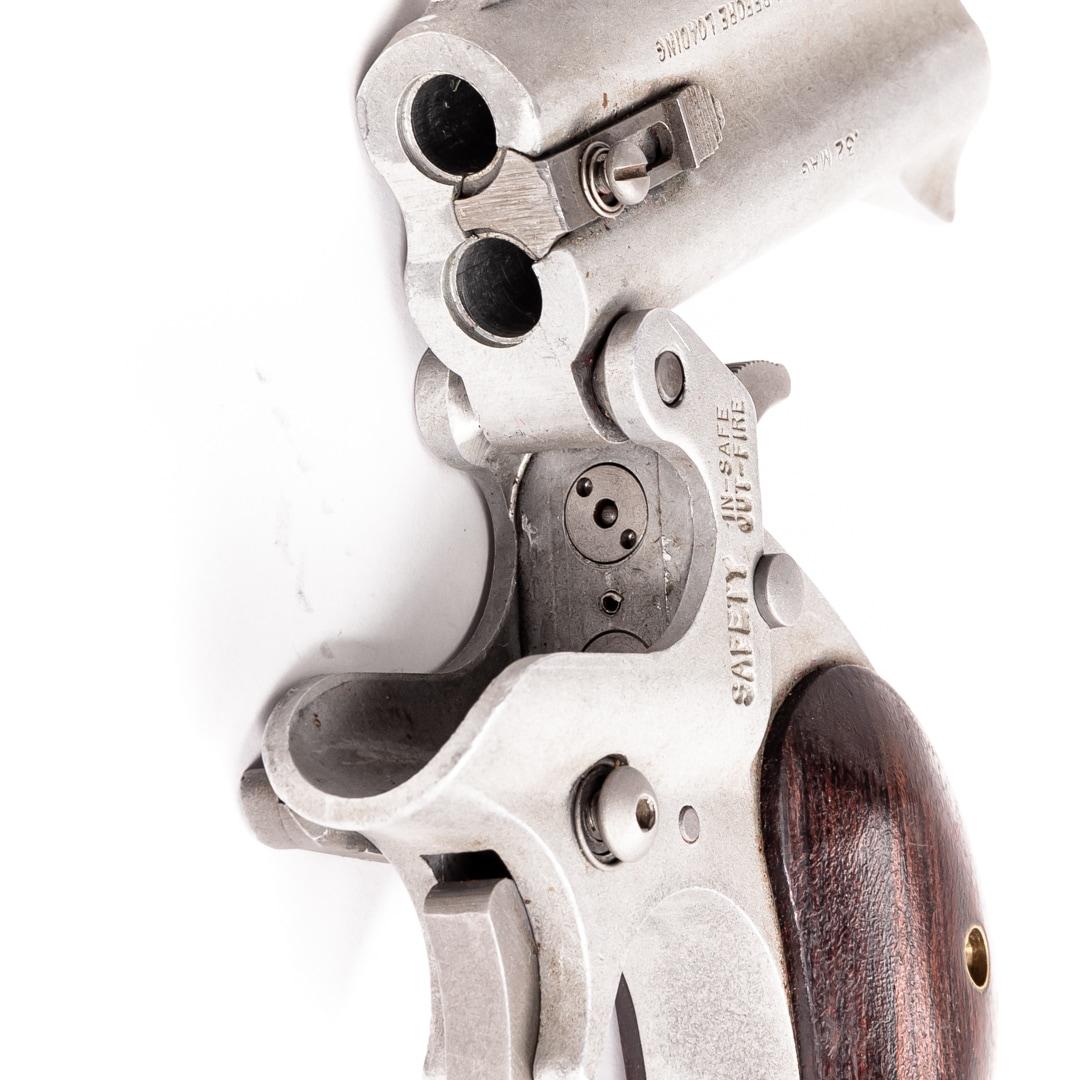 AMERICAN DERRINGER CORP. M-7
