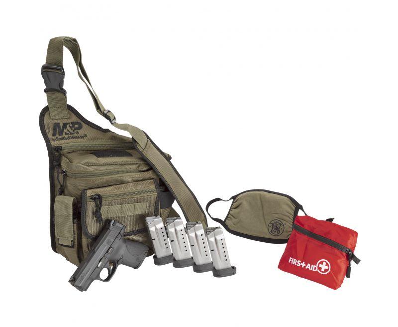 SMITH & WESSON M&P9 Shield Bug Out Bundle