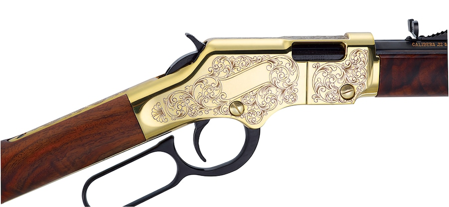 HENRY GOLDEN BOY DELUXE ENGRAVED 3RD EDITION