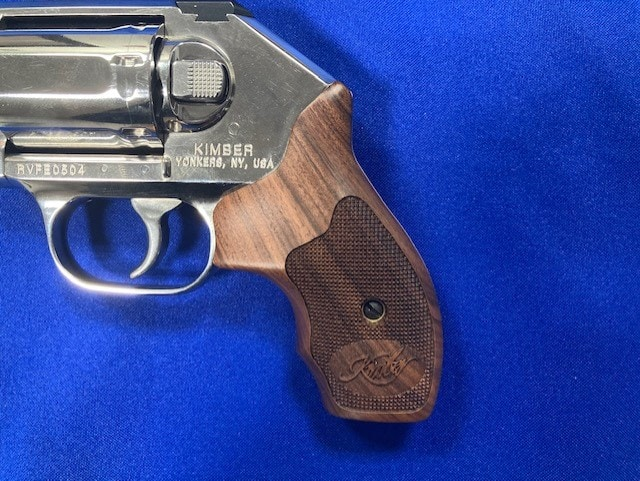 KIMBER K6S First Edition