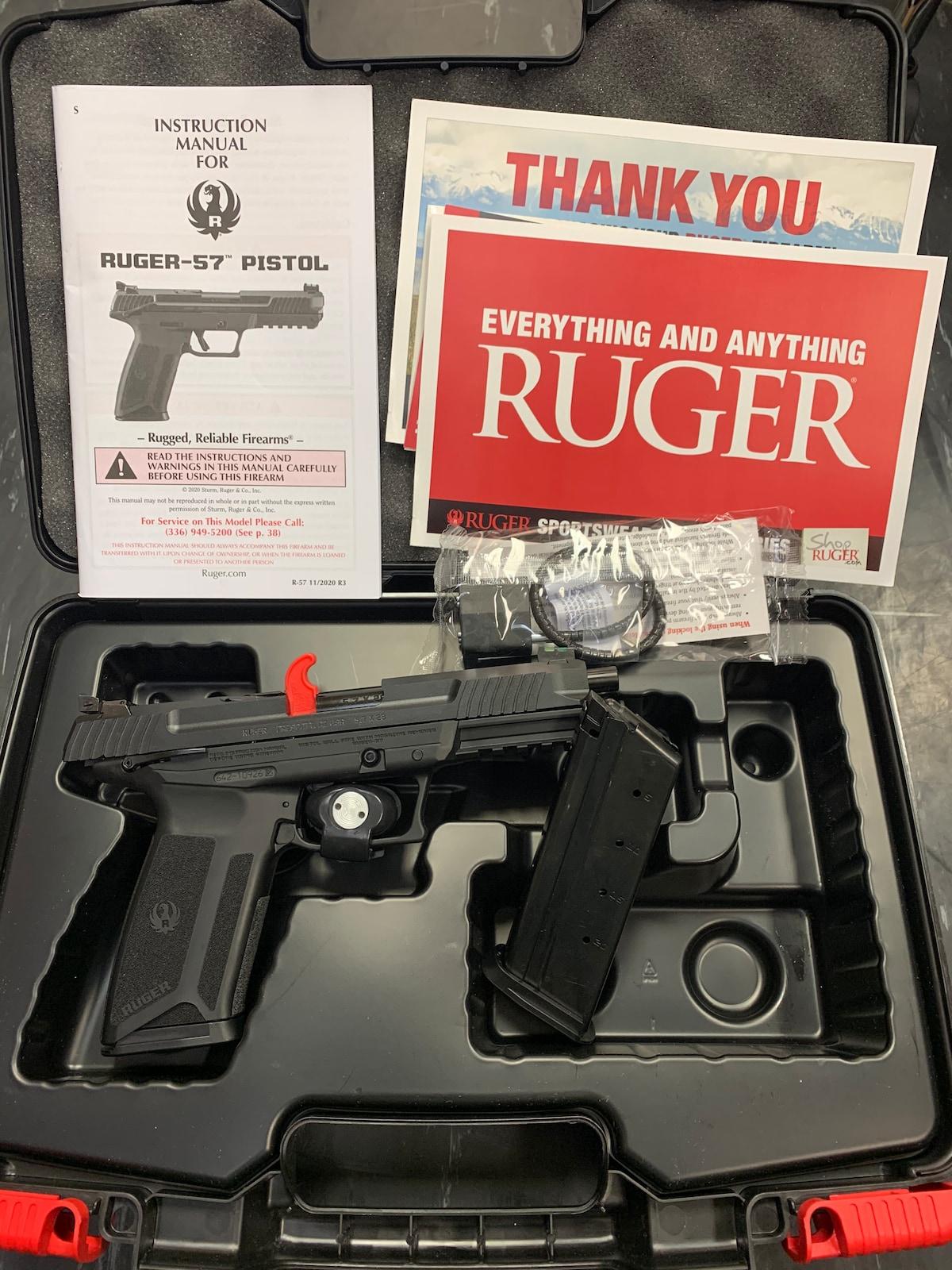 RUGER 57 - 16401