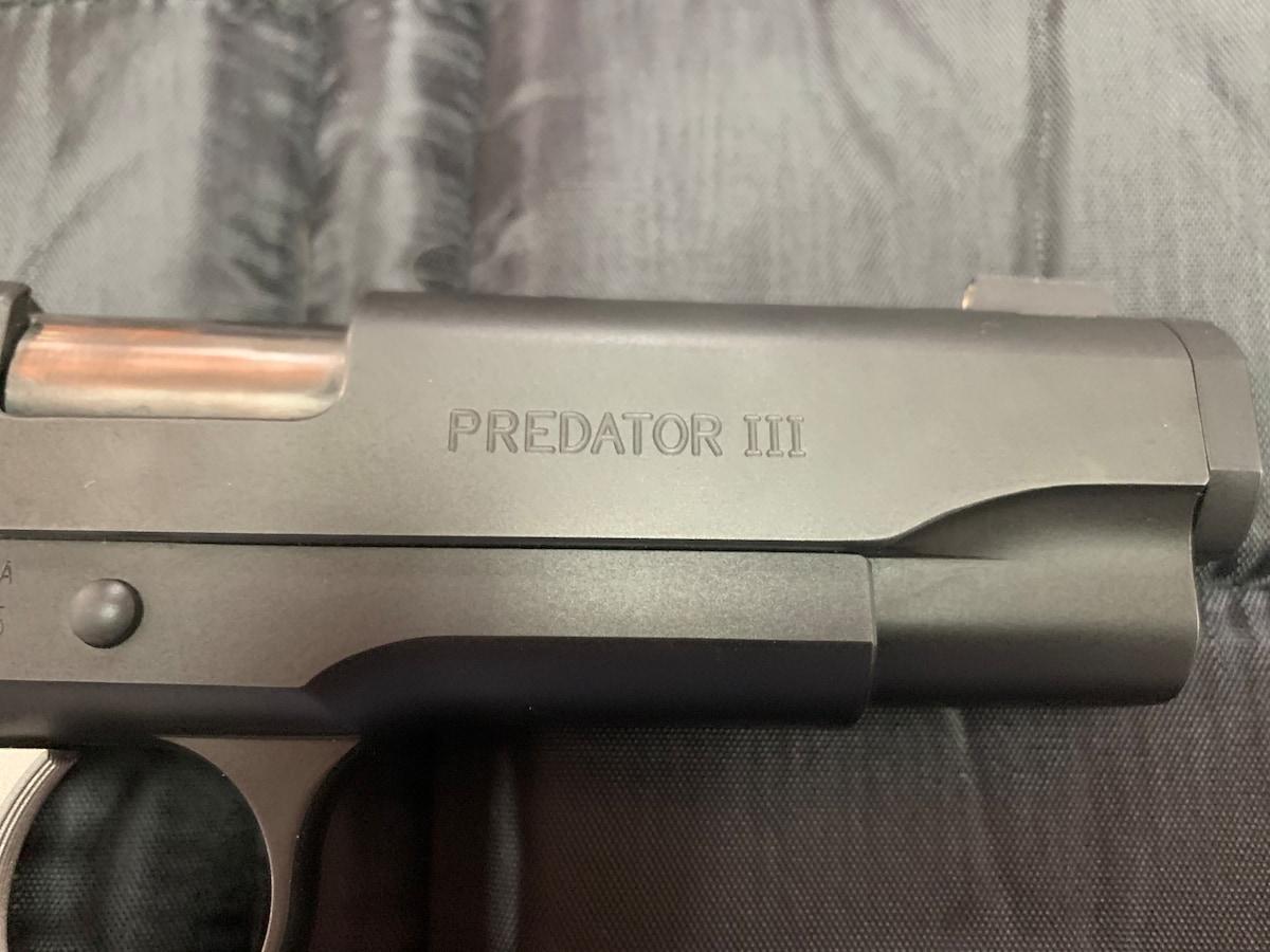 NIGHTHAWK CUSTOM Predator III