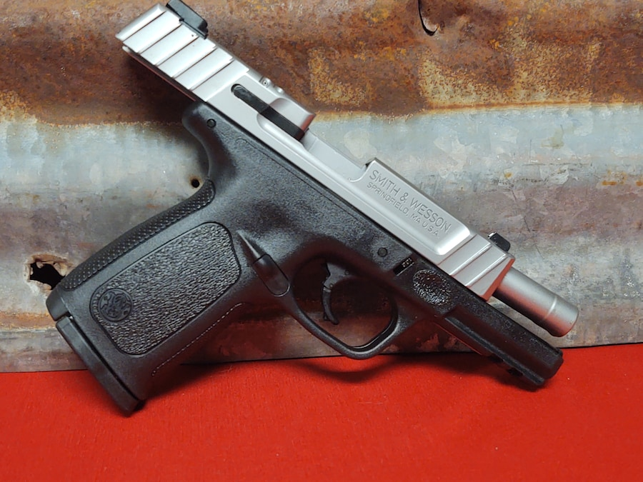 SMITH & WESSON S&W SD9 VE SD9VE SS