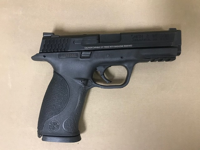 SMITH & WESSON M&P 40