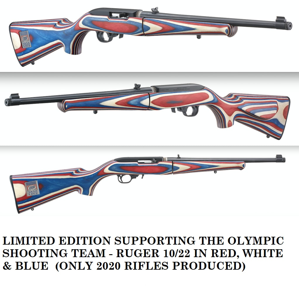 RUGER Olympic 2020