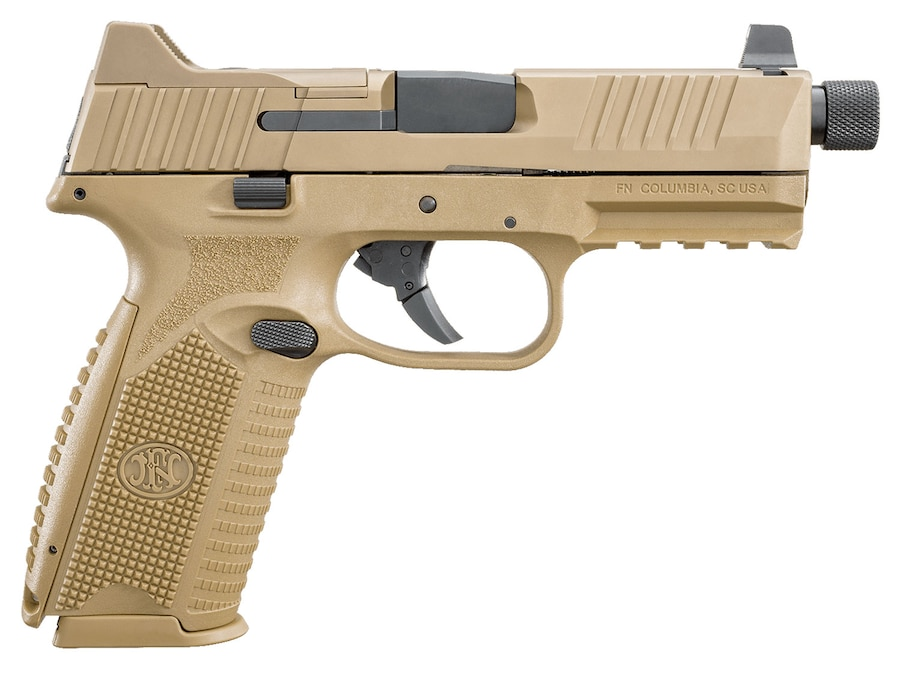 FN America 66100383 509 Tactical 9mm