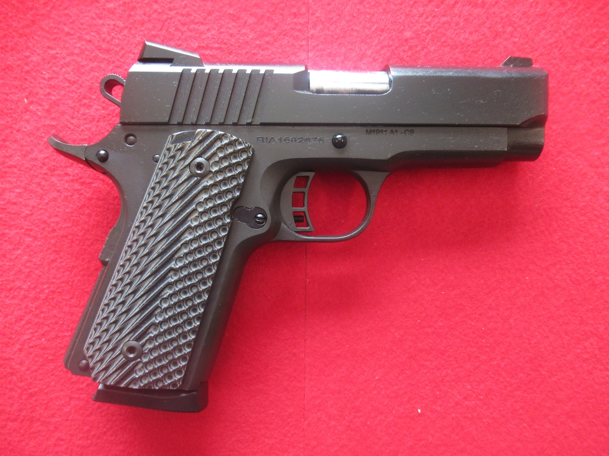 ROCK ISLAND ARMORY M1911 A1-CS