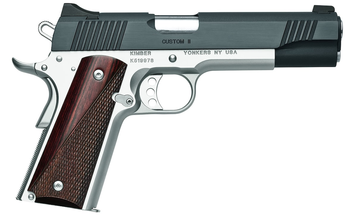 KIMBER CUSTOM II TWO-TONE