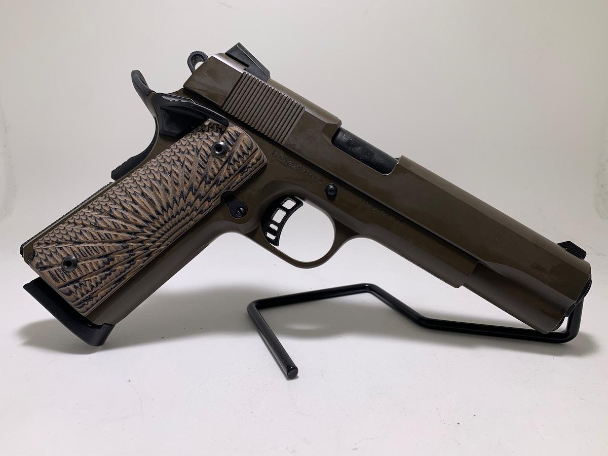 ROCK ISLAND ARMORY M1911 A1 FS