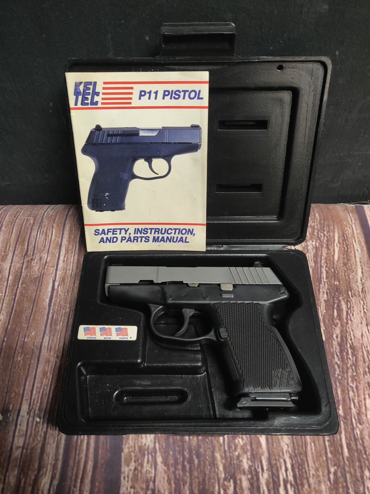 KEL-TEC P-11