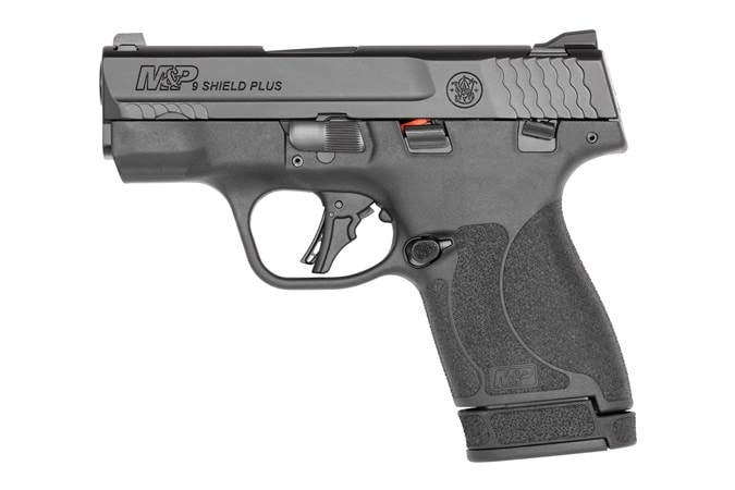 SMITH & WESSON M&P9 SHIELD PLUS 9MM 13RD