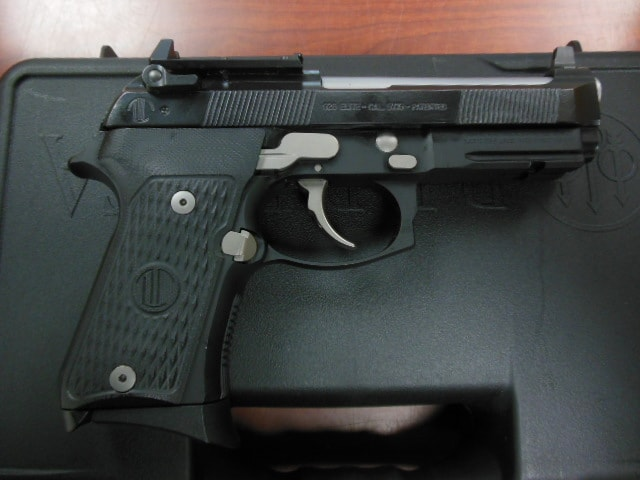 BERETTA 92G ELITE LTT LANGDON TACTICAL COMPACT RDO TRIGGER JOB OPTIC CUT J92GC9LTTM