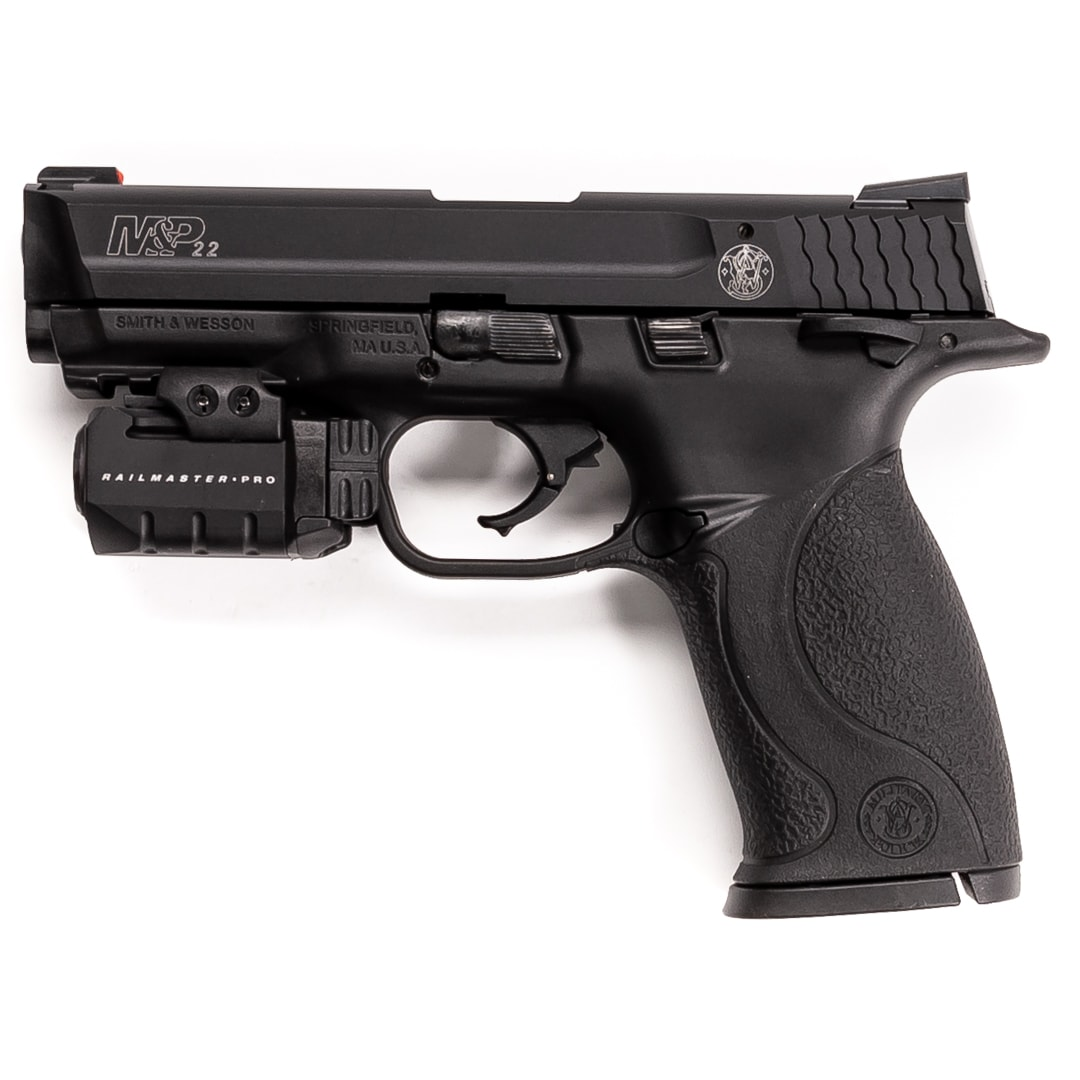 SMITH & WESSON M&P 22
