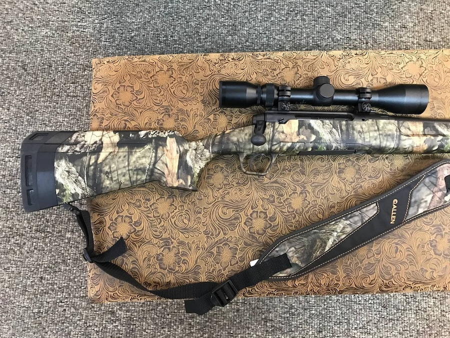SAVAGE ARMS AXIS CAMO