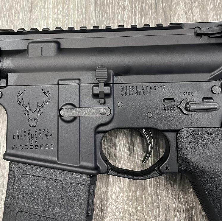 STAG ARMS SPR QPQ