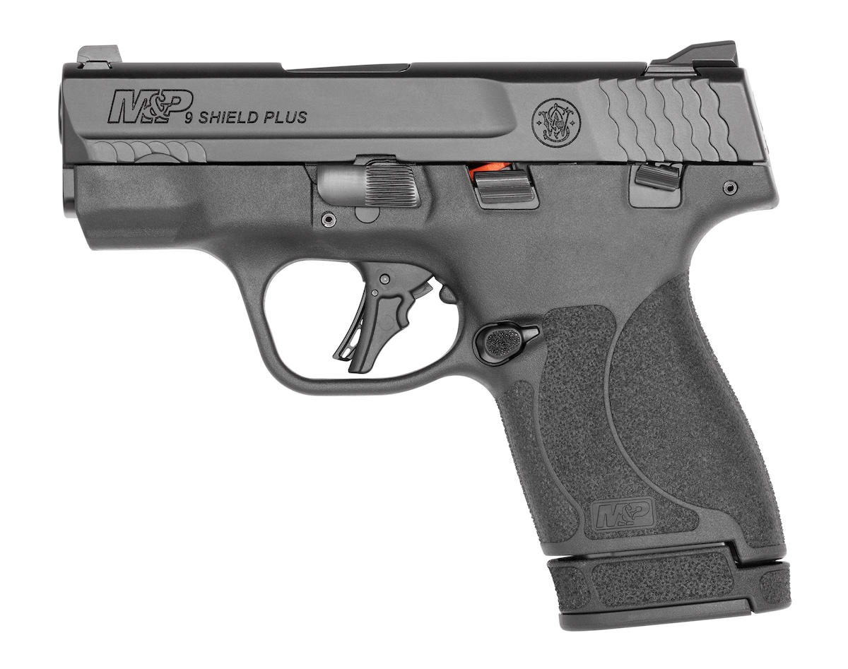 "SMITH & WESSON SHIELD PLUS 9MM 3.1"" 13+1 SFT 13246 