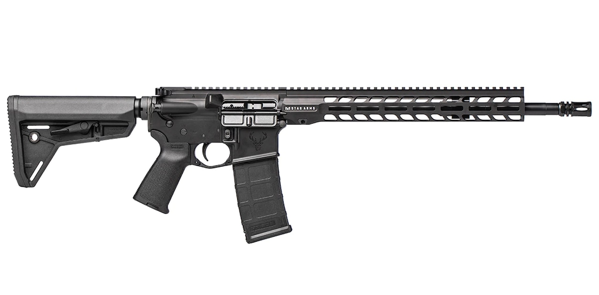 STAG ARMS STAGE 15 TACTICAL QPQ STAG15000122
