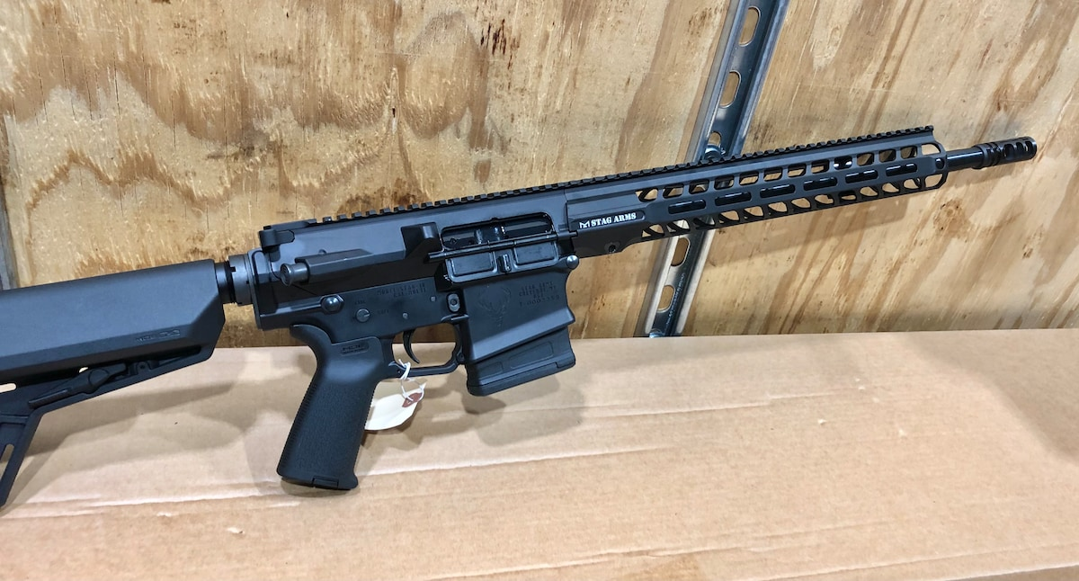 STAG ARMS STAG -10 Tactical 308