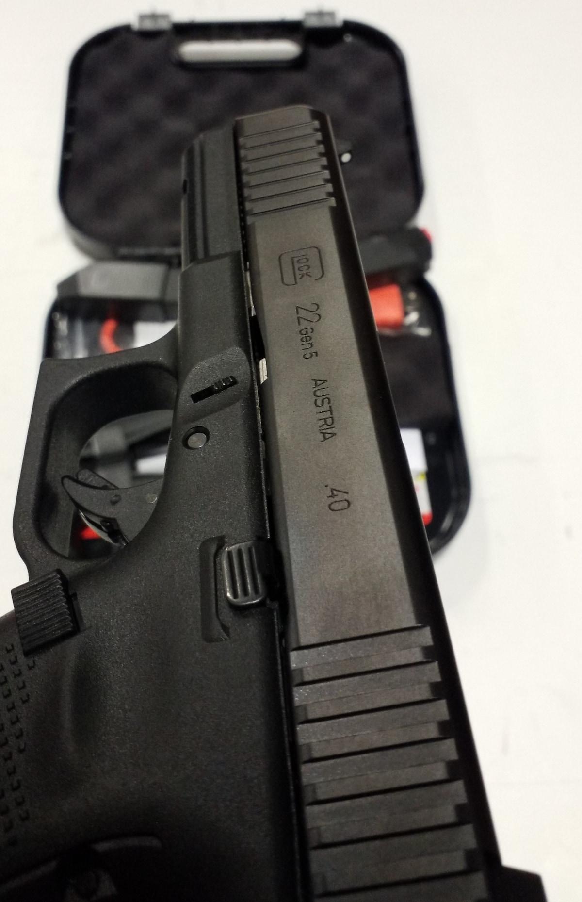 GLOCK G22 G5