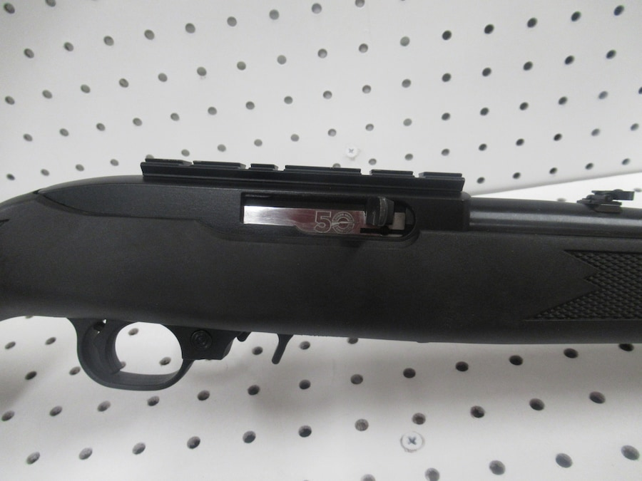 RUGER 10-22 Fifty Years
