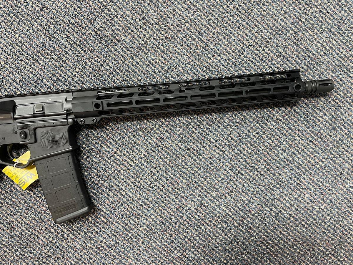 WISE ARMS WA-15B AR-15