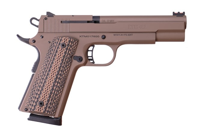 ROCK ISLAND ARMORY EXCLUSIVE M1911 A1 XT22