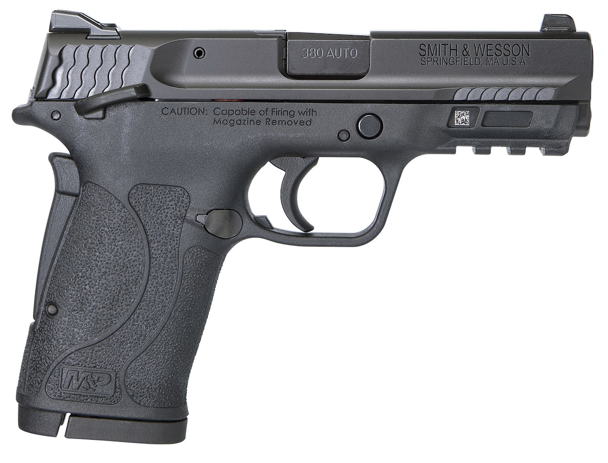 SMITH & WESSON 11663 M&P Shield EZ 380