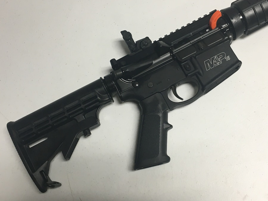 SMITH AND WESSON AR 15 M&P 15 SPORT II 5.56 NATO / .223