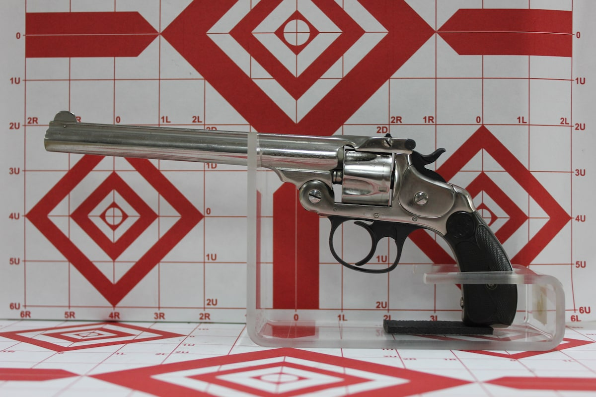 SMITH & WESSON .32 DOUBLE ACTION FOURTH MODEL