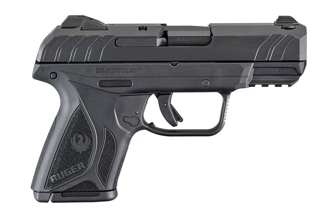RUGER SECURITY 9 COMPACT 9C