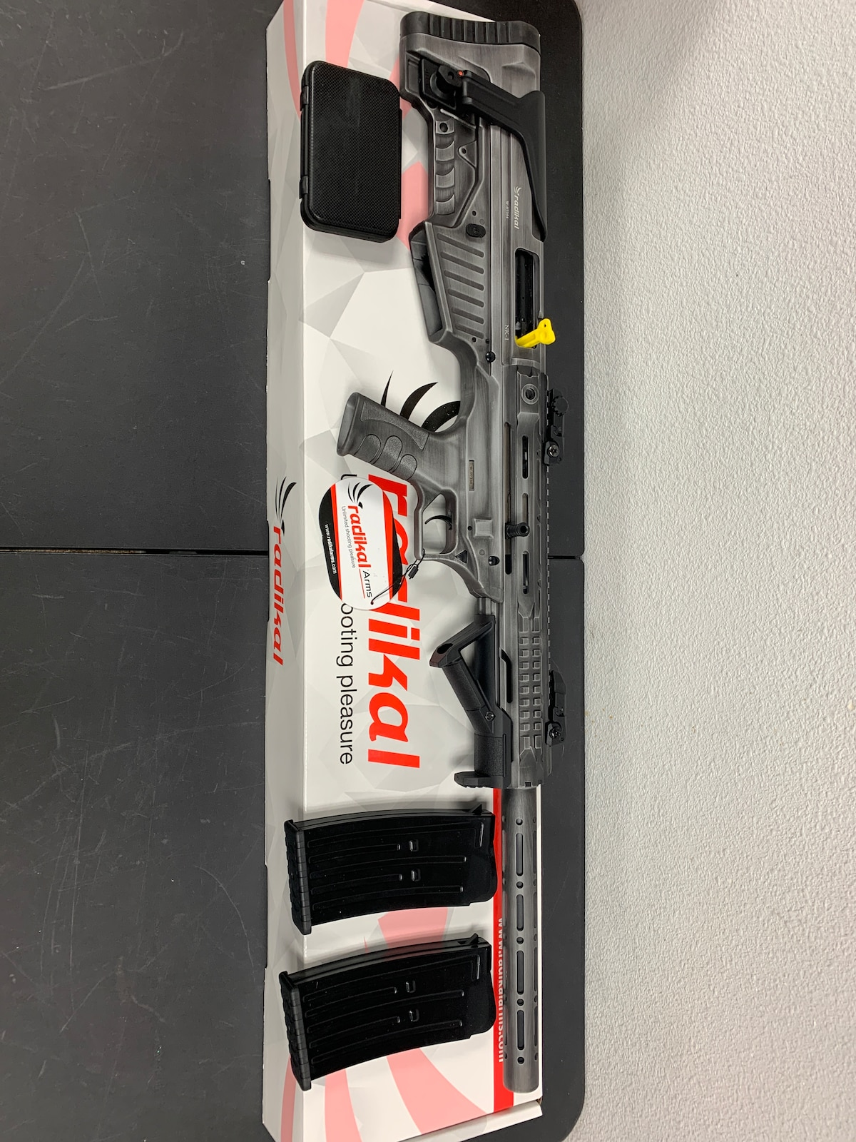 Radikal Arms NK-1 series bullpup